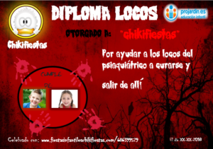 Diploma Locos