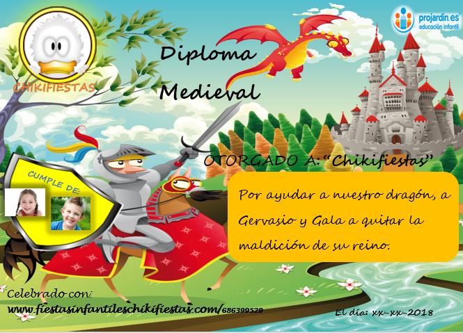 Medievales - Temático de Castillos Medievales