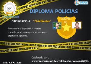 Policias 300x211 - Temático de policias