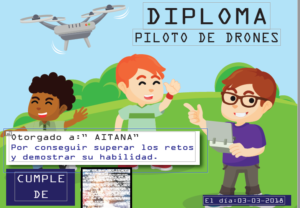 diploma drones
