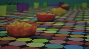 z 4comedor3 20800 300x167 - TABLAS cumpleaños en nuestro centro en las tablas