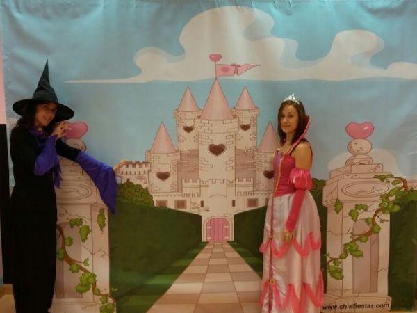 z 7princesas 31960 - Temático de Princesas