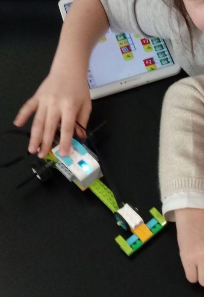 z cumpleaos robotica sanse 4 86192 - Temático  especial Robotica Crea ROBOTS