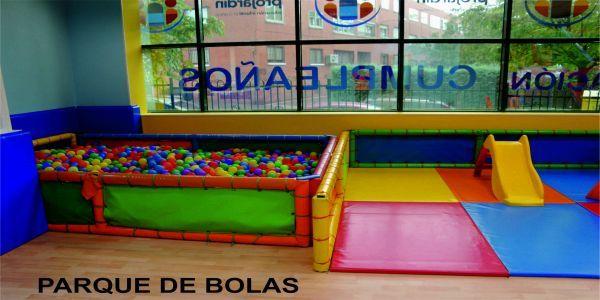 z z 1parque de bolas sanse 37783 55553 - SANSE parque de bolas en San Sebastian de los Reyes