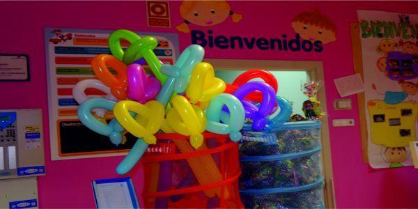 z z 7chuches 35005 60078 - SANSE parque de bolas en San Sebastian de los Reyes