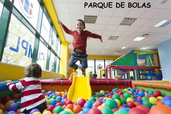 z z projardin sanse 39 57551 88226 - SANSE parque de bolas en San Sebastian de los Reyes