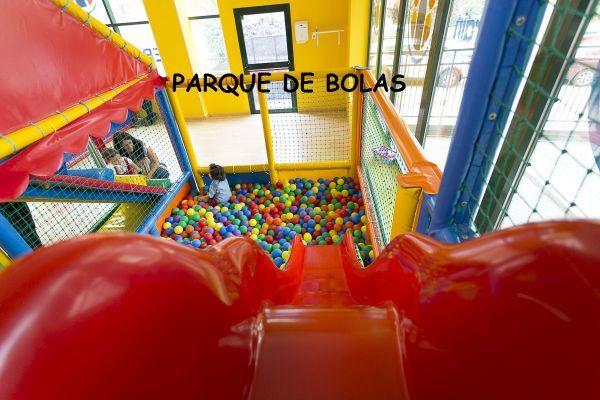 z z projardin sanse 60 84506 40768 - SANSE parque de bolas en San Sebastian de los Reyes