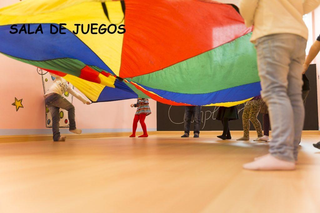 1.juegos dirigido projardin 1024x683 - Paso a Paso SANSE  en nuestros cumples en San Sebastian de los Reyes