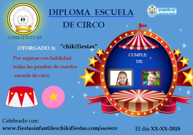 Circo 640x480 - temático  del Circo