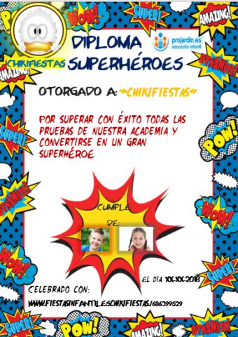 Superheroe 640x480 - Temático de Super Héroes