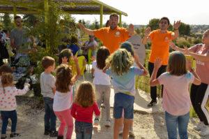19 10 Inauguración MJI Eventos 219 300x199 - Paso a paso en Pececitos Cumpleaños en Colmenar Viejo