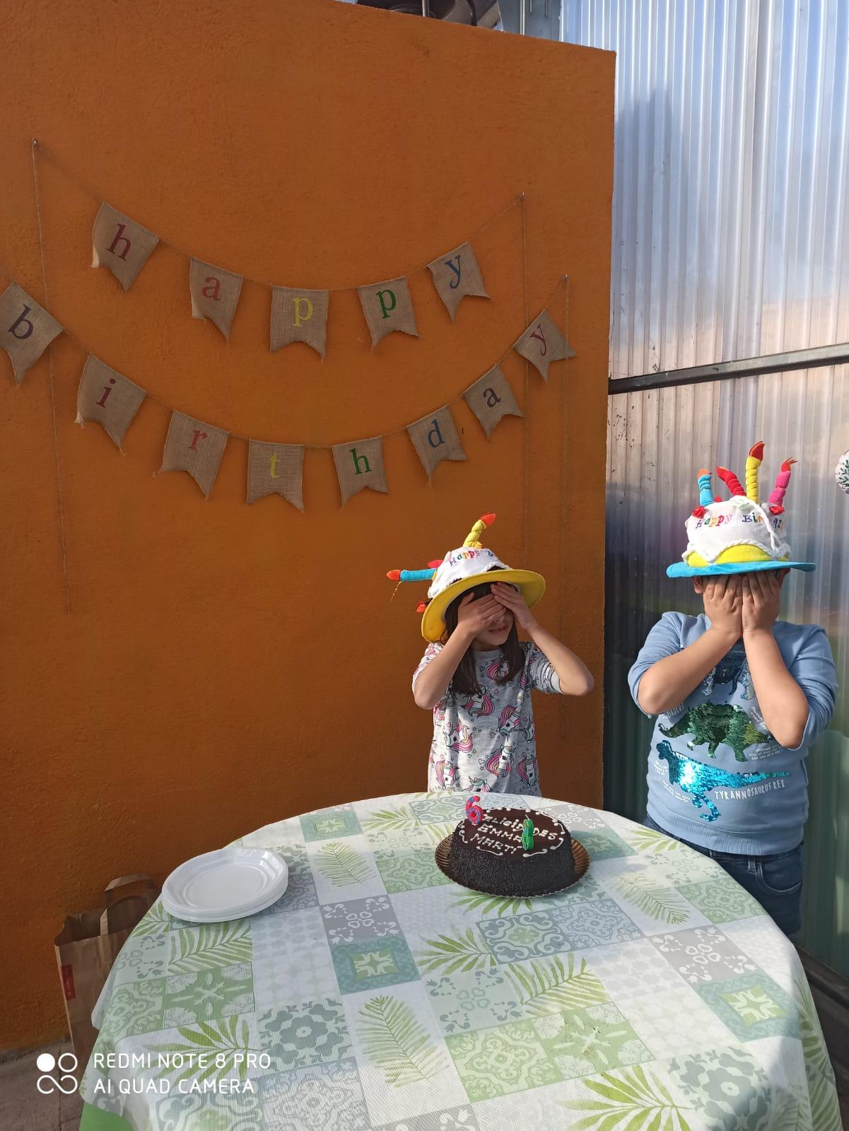 2.tarta  - Cumpleaños San Agustín del Guadalix