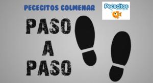 PASO COLMENAR 300x163 - Pececitos Cumpleaños en Colmenar Viejo