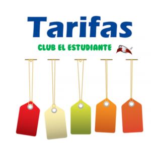 TARIFA ESTUDIANTES 300x285 - ALCOBENDAS (Moraleja) cumpleaños en centro de ocio