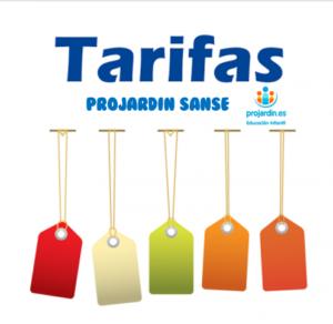 TARIFA SANSE 300x292 - SANSE parque de bolas en San Sebastian de los Reyes