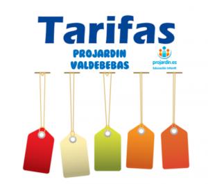 TARIFAS VALDEBEBAS 300x265 - VALDEBEBAS parque de bolas
