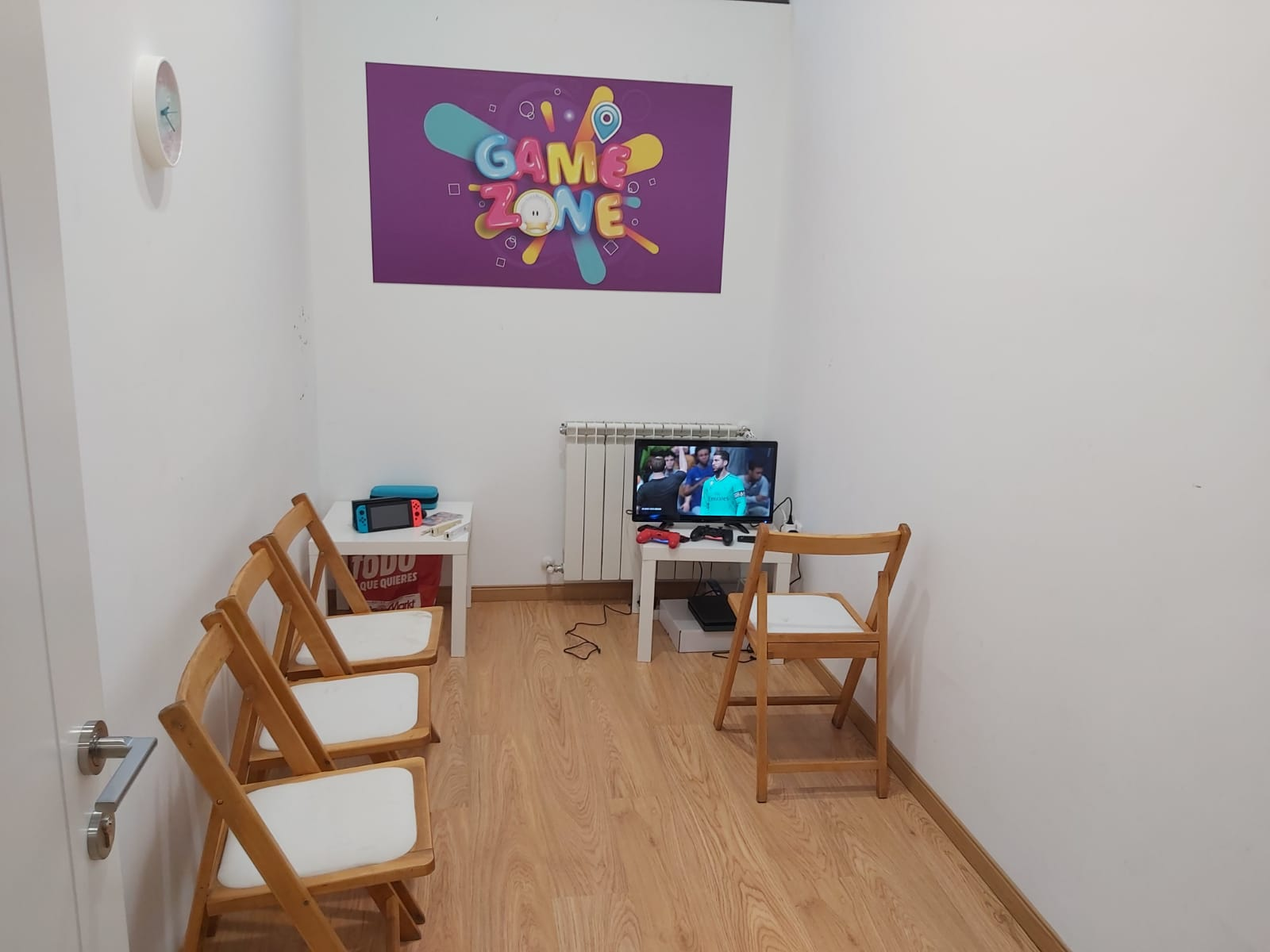 game zone - ALCOBENDAS (Moraleja) cumpleaños en centro de ocio