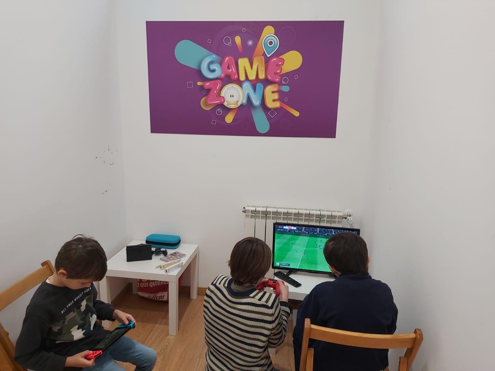 game1 - ALCOBENDAS (Moraleja) cumpleaños en centro de ocio