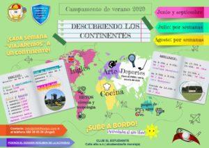 Cartel Estudiante alcobendas 300x212 - Campamentos VERANO 2020