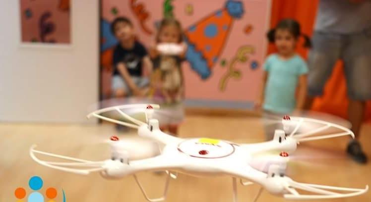 FB IMG 1577373631520 - temático ESPECIAL: Drones