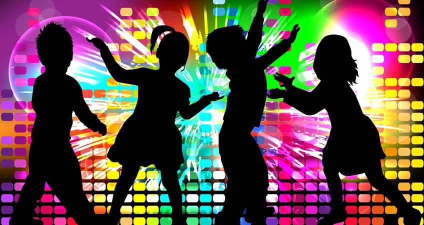 disco party ideas kids - Disco