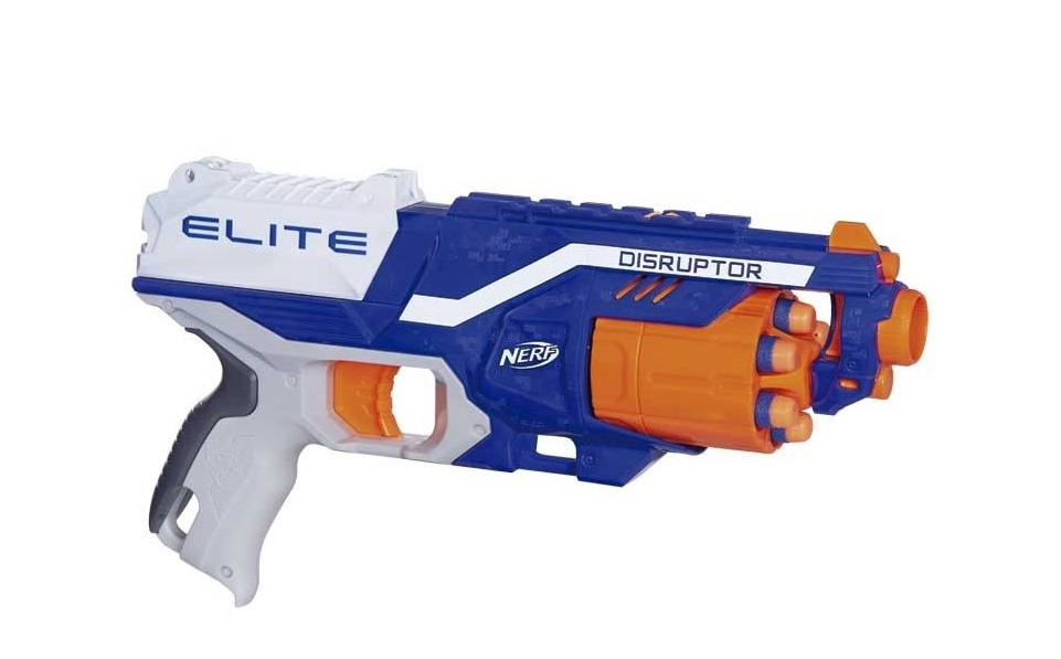 "nerf elite disruptor b9837 nerf 1 - Batalla Nerf con ""balas"""